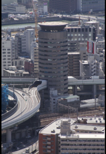 gate-tower-building-japan